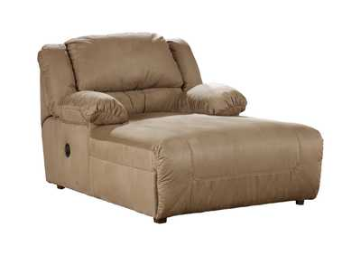 Image for Hogan Mocha Pressback Chaise