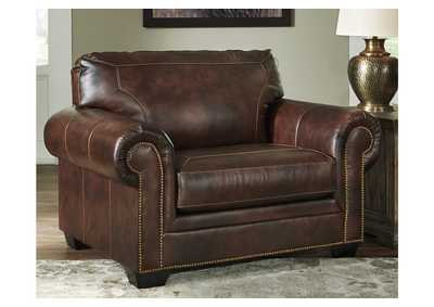 Image for Roleson Walnut Oversized Chair