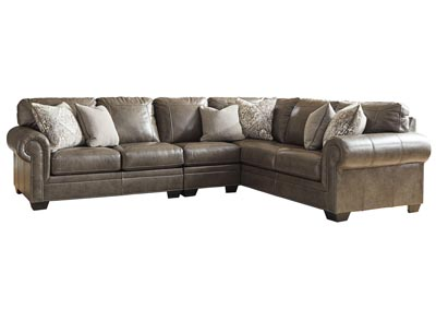 Image for Roleson Gray LAF Chaise Sectional