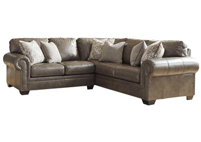 Image for Roleson Gray 2 Piece Sectional