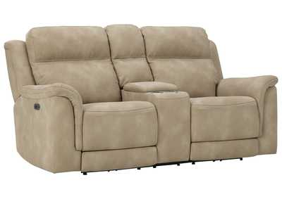 Image for Next-Gen DuraPella Power Reclining Loveseat with Console