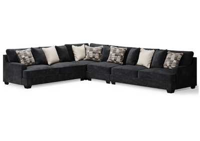 Image for Lavernett 4-Piece Sectional