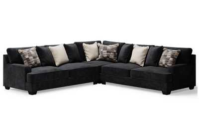 Image for Lavernett 3-Piece Sectional
