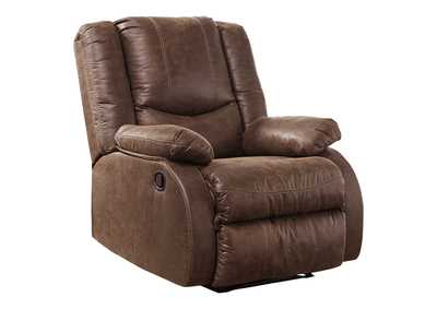 Image for Bladewood Coffee Recliner