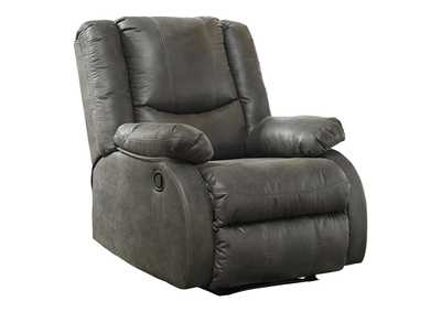 Image for Bladewood Slate Recliner