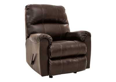 Image for Hermiston Walnut Recliner