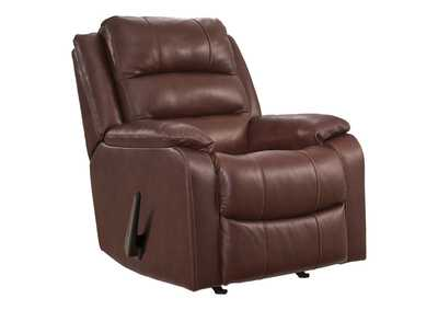 Image for Wylesburg Mahogany Recliner