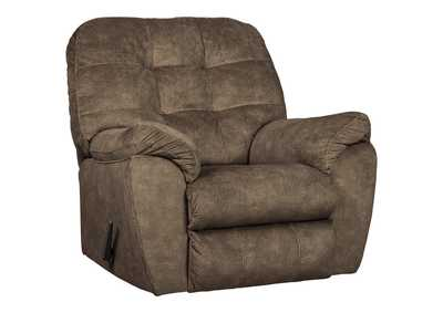 Accrington Earth Rocker Recliner,Signature Design By Ashley