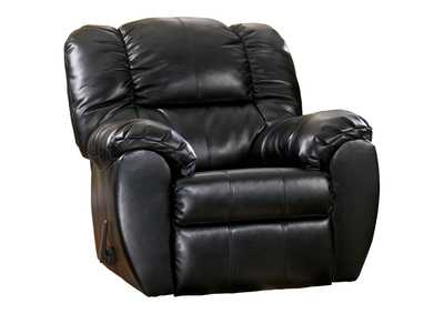 Image for Dylan DuraBlend Onyx Rocker Recliner