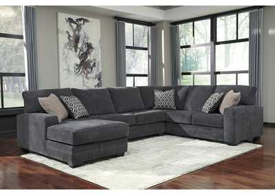 Image for Tracling Slate LAF Chaise Sectional