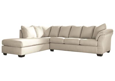 Darcy Stone LAF Chaise Sectional