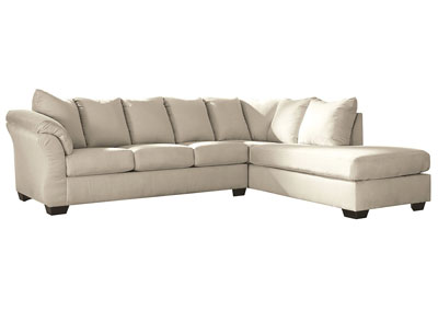 Image for Darcy Stone RAF Chaise Sectional