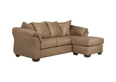 Image for Darcy Mocha Sofa Chaise