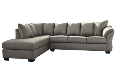 Image for Darcy Cobblestone LAF Chaise Sectional