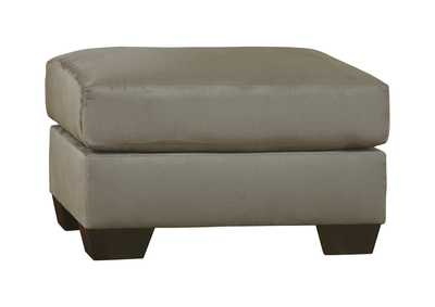 Darcy Cobblestone Ottoman,Signature Design By Ashley