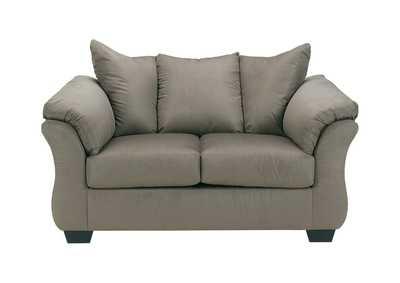Image for Darcy Cobblestone Loveseat