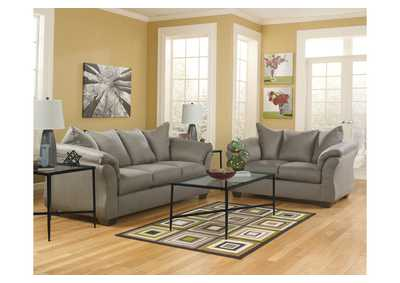 Darcy Cobblestone Sofa,Signature Design By Ashley