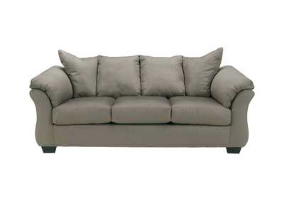 Image for Darcy Cobblestone Full Sofa Sleeper