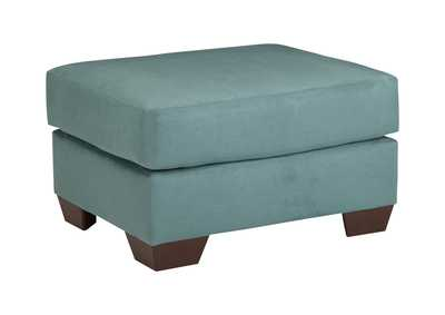 Image for Darcy Sky Ottoman