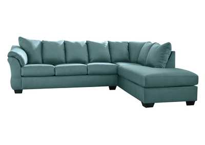 Image for Darcy Sky RAF Chaise Sectional