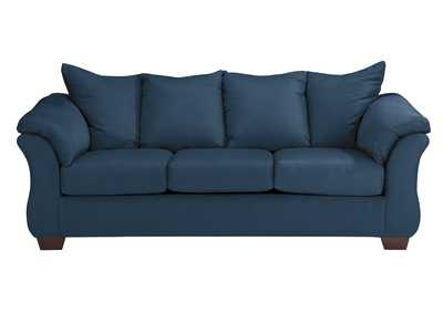 Image for Darcy Blue Full Sofa Sleeper