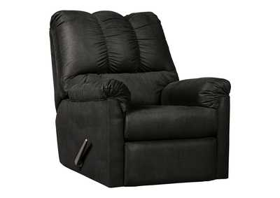 Image for Darcy Black Rocker Recliner