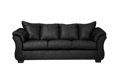 Image for Darcy Black Full Sofa Sleeper