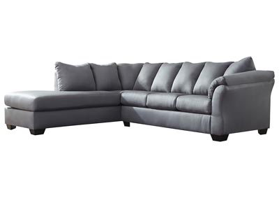 Image for Darcy Steel LAF Chaise Sectional