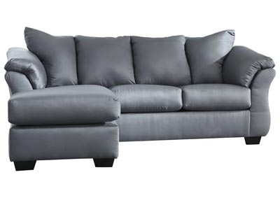 Darcy Steel Sofa Chaise,Signature Design By Ashley