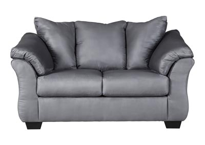 Image for Darcy Steel Loveseat