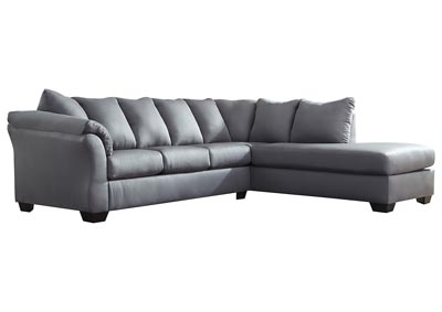 Image for Darcy Steel RAF Chaise Sectional