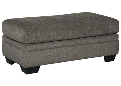Dorsten Slate Ottoman,Signature Design By Ashley