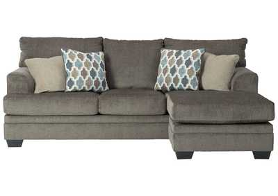 Dorsten Slate Sofa Chaise,Signature Design By Ashley