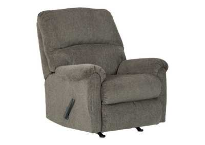 Dorsten Slate Recliner,Signature Design By Ashley