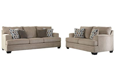 Image for Dorsten Sisal Sofa & Loveseat