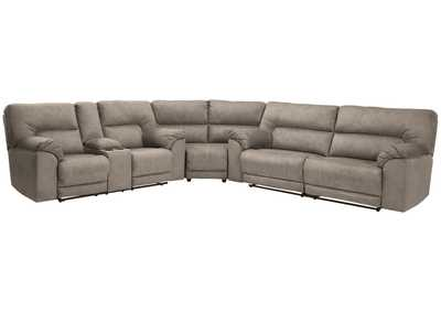 Image for Cavalcade 3-Piece Reclining Sectional