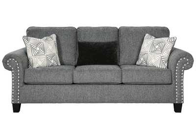 Image for Agleno Charcoal Sofa