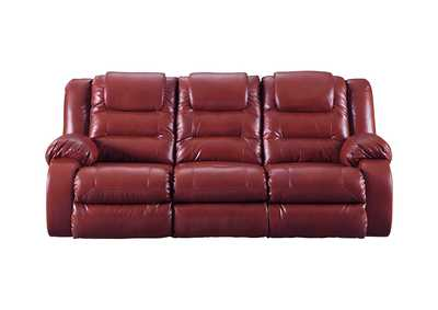 Image for Vacherie Salsa Reclining Sofa