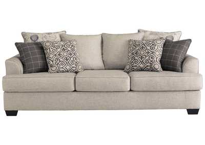 Velletri Pewter Sofa