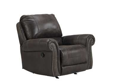 Image for Breville Charcoal Rocker Recliner