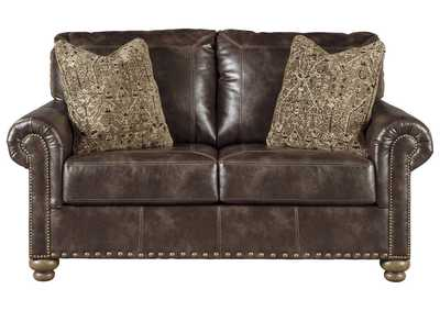 Nicorvo Coffee Loveseat,Signature Design By Ashley