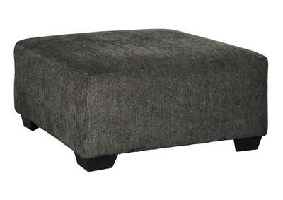 Image for Ballinasloe Smoke Oversized Accent Ottoman