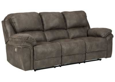 Image for Trementon Graphite Power Reclining Sofa