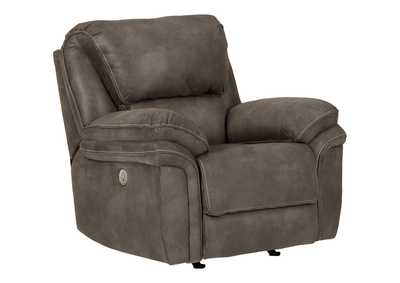 Image for Trementon Graphite Power Recliner