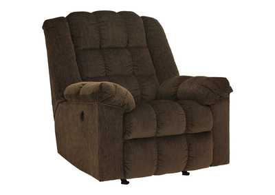 Image for Ludden Cocoa Power Rocker Recliner