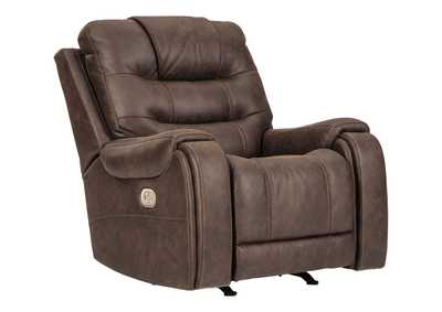 Yacolt Power Recliner,Signature Design By Ashley