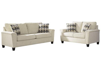 Image for Abinger Natural Sofa and Loveseat