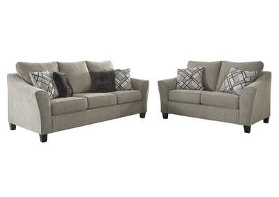 Image for Barnesley Sofa and Loveseat