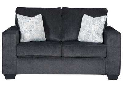 Altari Slate Loveseat,Signature Design By Ashley