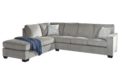 Altari Alloy Left-Arm Facing Chaise End Sectional